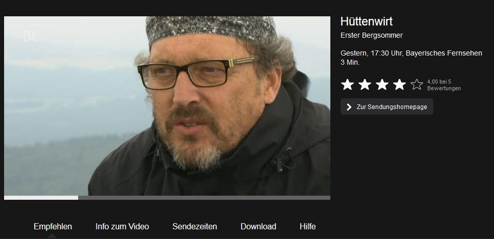2014-08-05 09_31_13-Hüttenwirt vom 04.08.2014_ Erster Bergsommer _ BR Mediathek VIDEO